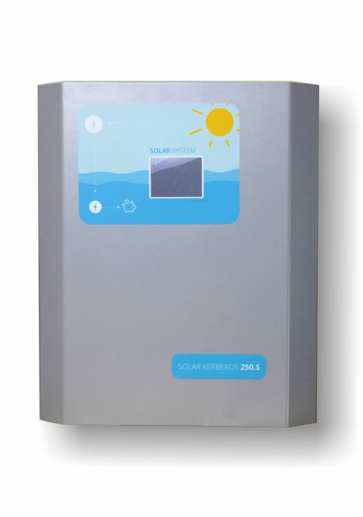 Ohrev vody Solar Kerberos